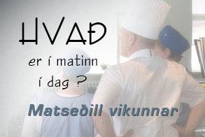 Matseðill